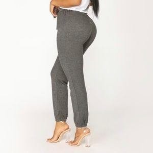 Jogger lounge wear/ Sweat pants